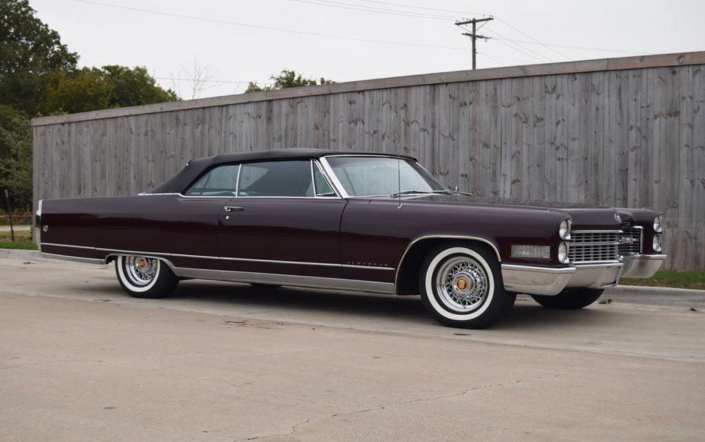1966 Cadillac ELDORADO Convertible for Sale Ramsey, NJ