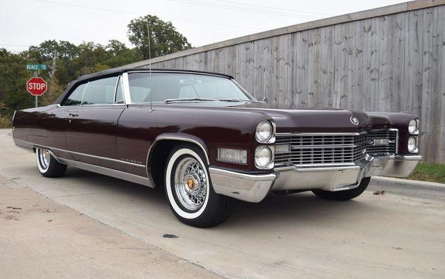 1966 Cadillac ELDORADO Convertible for Sale Ramsey, NJ - Motorcar com