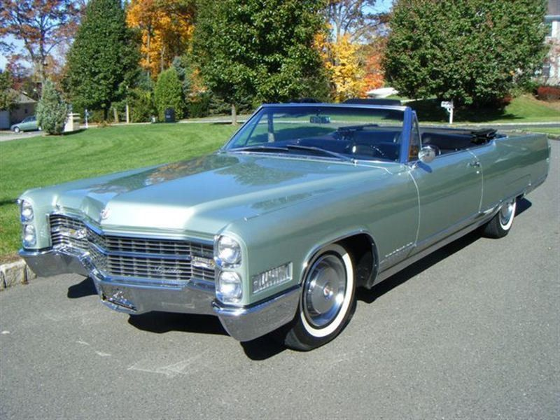 1966 Used Cadillac ELDORADO RARE at Find Great Cars Serving RAMSEY