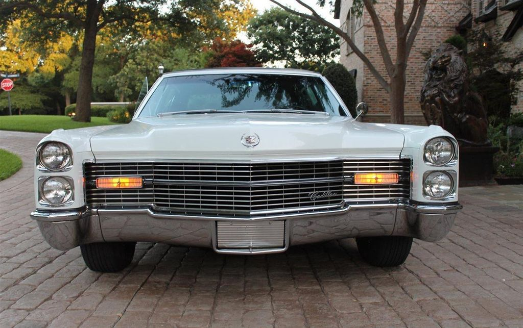 1966 Used Cadillac FLEETWOOD BROUGHAM at Find Great Cars Serving ...