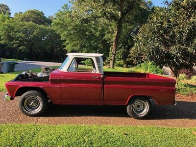 1966 Chevrolet C/K 10 Series  - Click to see full-size photo viewer
