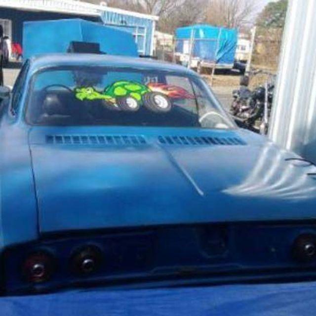 1966 Chevrolet Cavalier