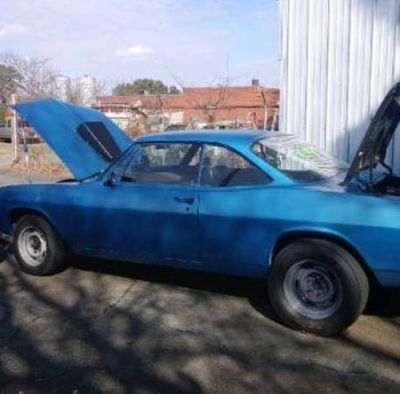1966 Chevrolet Cavalier  - Click to see full-size photo viewer
