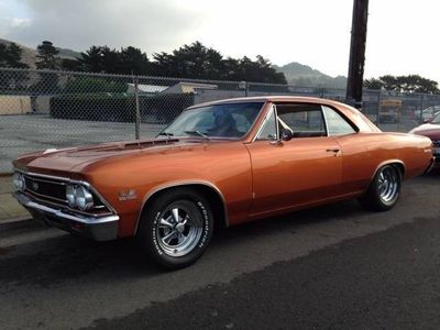 1966 Chevrolet Chevelle  Coupe