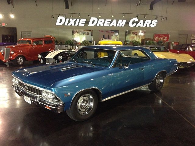 1966 Used Chevrolet Chevelle SS396 SS396 Matching Numbers at