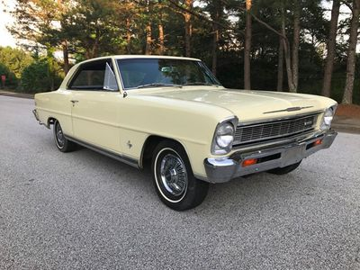 1966 Chevrolet Chevy II Nova SS SOLD Coupe