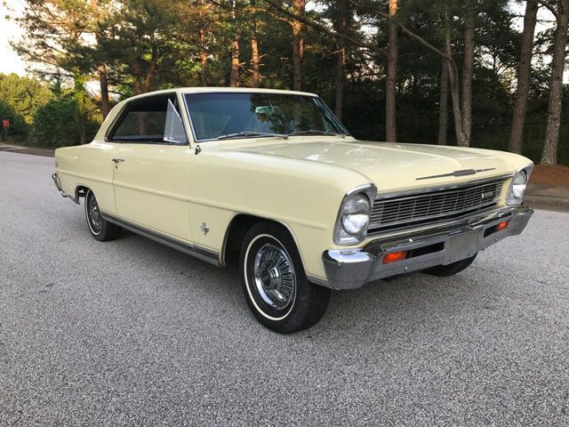 1966 Chevrolet Chevy Ii Nova Ss Sold Coupe For Sale Duluth Ga