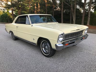 1966 Chevrolet Chevy II Nova SS SOLD - Click to see full-size photo viewer