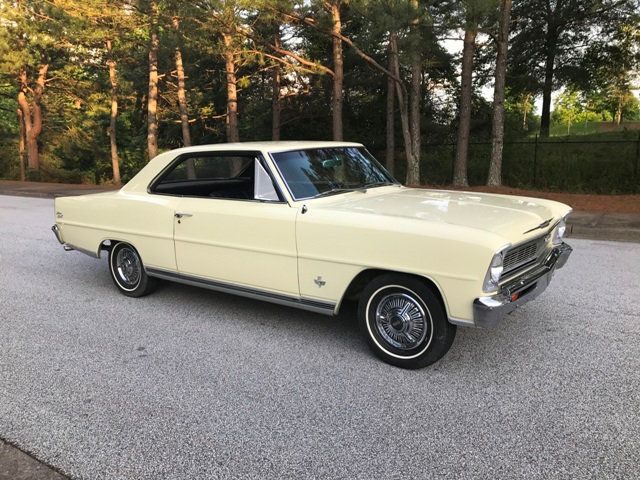 1966 Chevrolet Chevy Ii Nova Ss Sold Coupe For Sale Duluth Ga 35 900 Motorcar Com