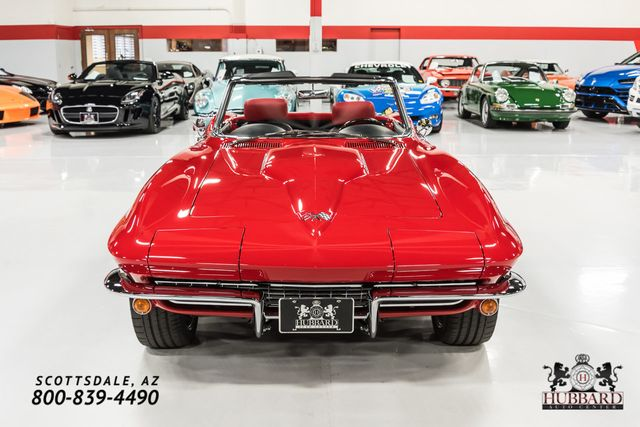 1966 Chevrolet Corvette  - Click to see full-size photo viewer