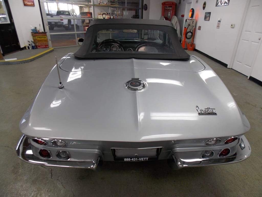 1966 Chevrolet Corvette Convertible - 16066771 - 2