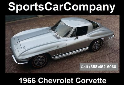 1966 Chevrolet CORVETTE Corvette Stingray Convertible