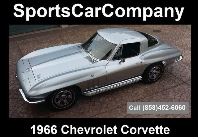 1966 Chevrolet CORVETTE Corvette Stingray
