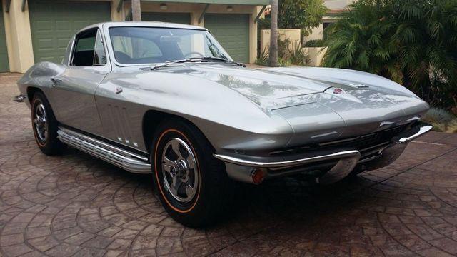 1966 Chevrolet CORVETTE Corvette Stingray - 16739552 - 10