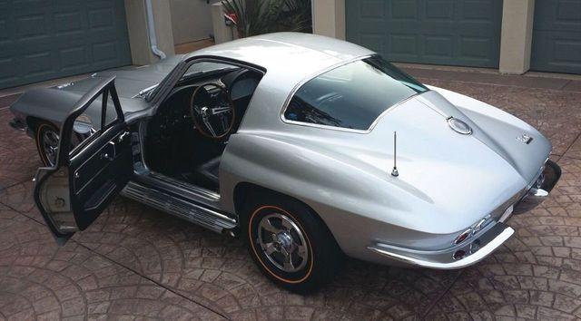 1966 Chevrolet CORVETTE Corvette Stingray - 16739552 - 11