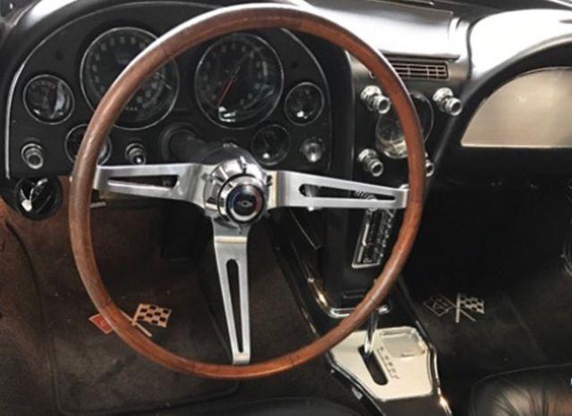 1966 Chevrolet CORVETTE Corvette Stingray - 16739552 - 18