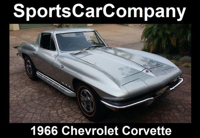 1966 Chevrolet CORVETTE Corvette Stingray - 16739552 - 1