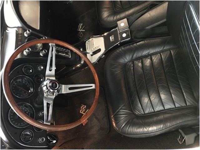 1966 Chevrolet CORVETTE Corvette Stingray - 16739552 - 19