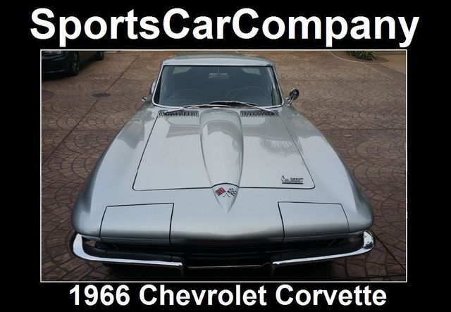 1966 Chevrolet CORVETTE Corvette Stingray - 16739552 - 2