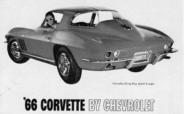 1966 Chevrolet CORVETTE Corvette Stingray - 16739552 - 29