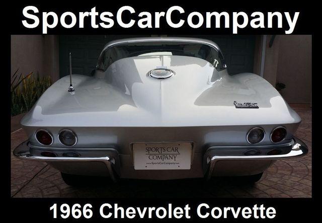 1966 Chevrolet CORVETTE Corvette Stingray Convertible for