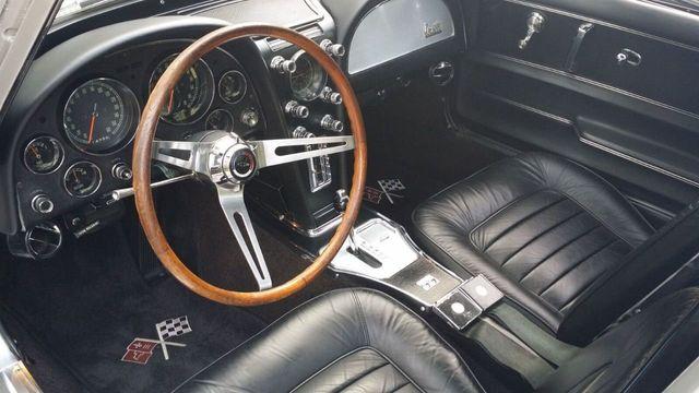 1966 Chevrolet CORVETTE Corvette Stingray - 16739552 - 45