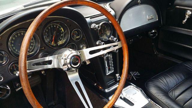 1966 Chevrolet CORVETTE Corvette Stingray - 16739552 - 50