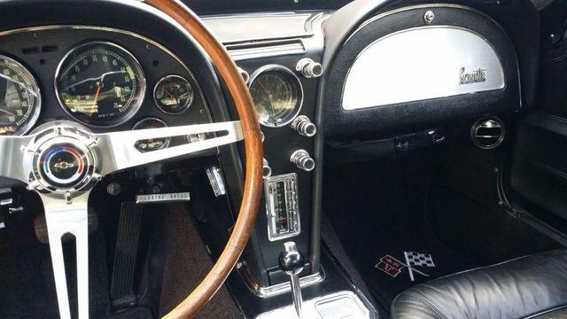 1966 Chevrolet CORVETTE Corvette Stingray - 16739552 - 56
