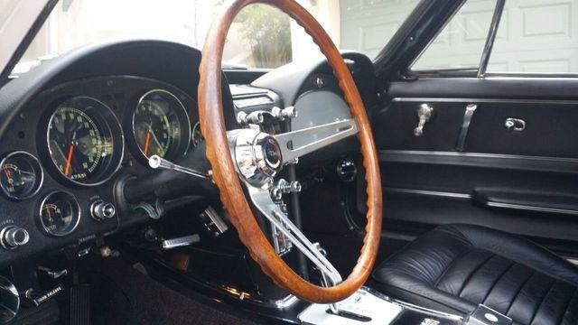 1966 Chevrolet CORVETTE Corvette Stingray - 16739552 - 58