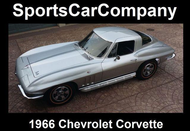 1966 Chevrolet CORVETTE Corvette Stingray - 16739552 - 5