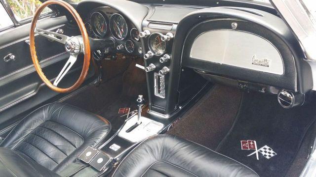 1966 Chevrolet CORVETTE Corvette Stingray - 16739552 - 66