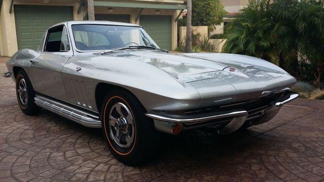 1966 Chevrolet CORVETTE Corvette Stingray - 16739552 - 7