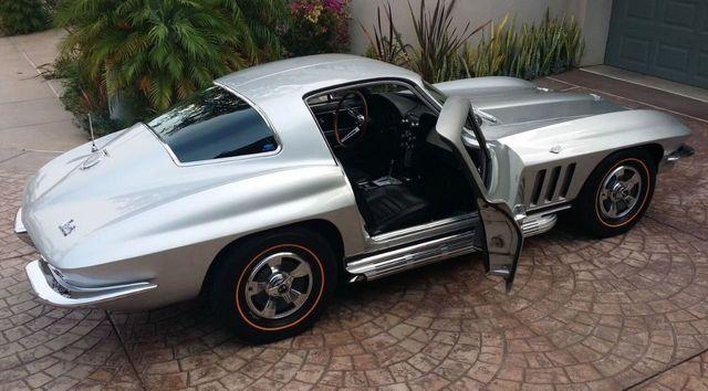 1966 Chevrolet CORVETTE Corvette Stingray - 16739552 - 8