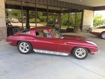 1966 Chevrolet Corvette Z-06 LS-6 FI Coupe