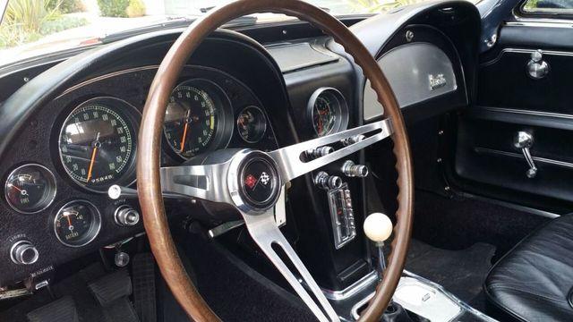 1966 Chevrolet Corvette Stingray Corvette Convertible - 14263741 - 10