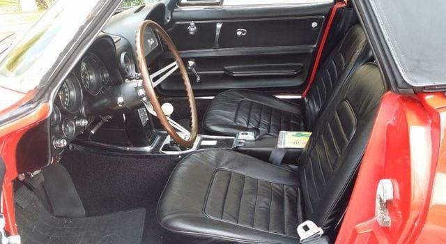 1966 Chevrolet Corvette Stingray Corvette Convertible - 14263741 - 11