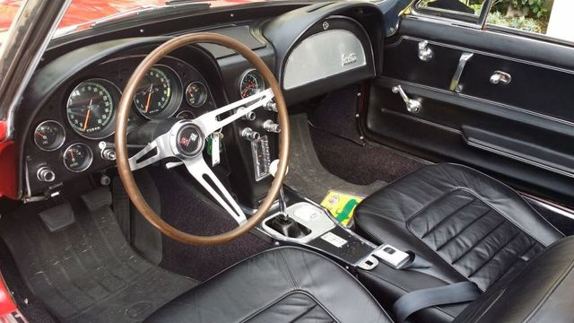1966 Chevrolet Corvette Stingray Corvette Convertible - 14263741 - 13