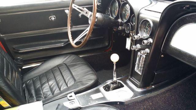 1966 Chevrolet Corvette Stingray Corvette Convertible - 14263741 - 17