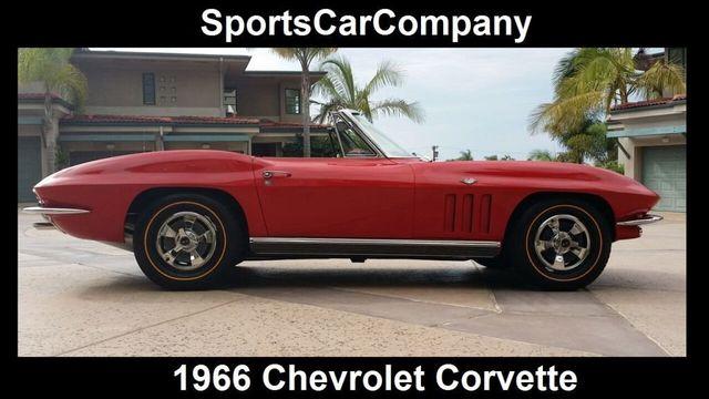 1966 Chevrolet Corvette Stingray Corvette Convertible - 14263741 - 1