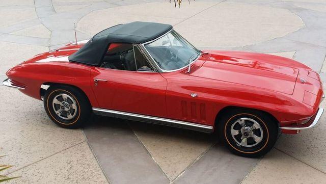 1966 Chevrolet Corvette Stingray Corvette Convertible - 14263741 - 23