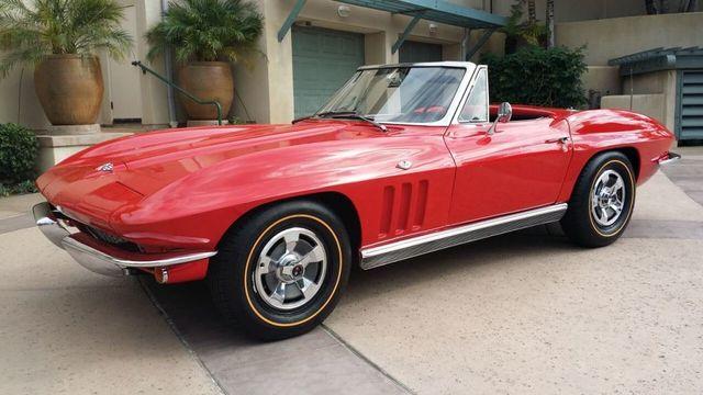 1966 Chevrolet Corvette Stingray Corvette Convertible - 14263741 - 24