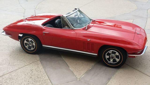 1966 Chevrolet Corvette Stingray Corvette Convertible - 14263741 - 29
