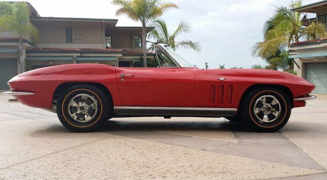 1966 Chevrolet Corvette Stingray Corvette Convertible - 14263741 - 31