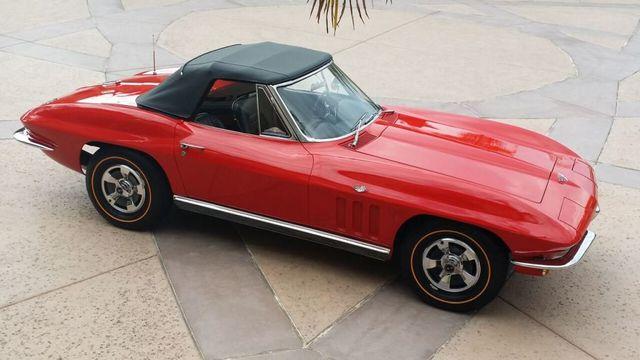 1966 Chevrolet Corvette Stingray Corvette Convertible - 14263741 - 34