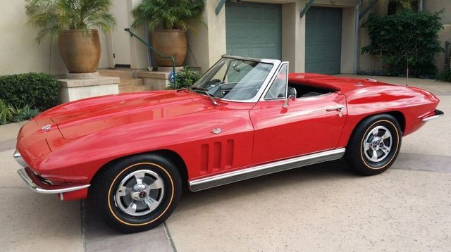 1966 Chevrolet Corvette Stingray Corvette Convertible - 14263741 - 37