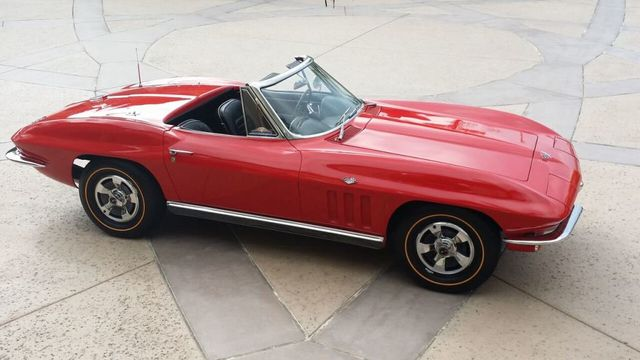 1966 Chevrolet Corvette Stingray Corvette Convertible - 14263741 - 3
