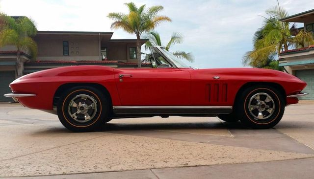 1966 Chevrolet Corvette Stingray Corvette Convertible - 14263741 - 44