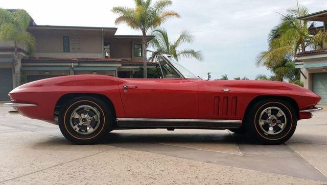 1966 Chevrolet Corvette Stingray Corvette Convertible - 14263741 - 46