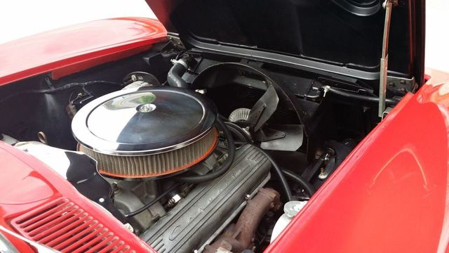 1966 Chevrolet Corvette Stingray Corvette Convertible - 14263741 - 47