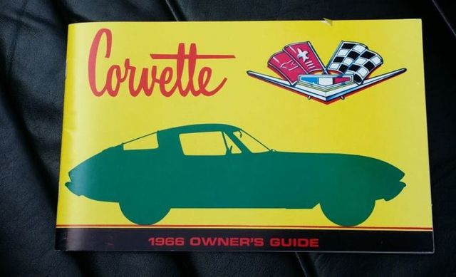 1966 Chevrolet Corvette Stingray Corvette Convertible - 14263741 - 48
